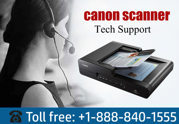 canon scanner tech support