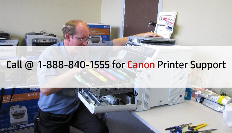 canon printer technical support number