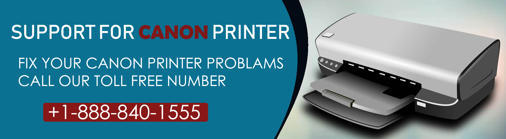 Canon Pixma Printer Support Number